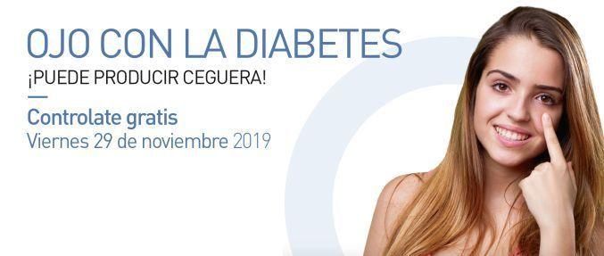 """Sede oficial campaña """"Ojo con la diabetes 2019´´"""